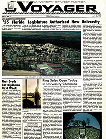 first student newspaper issue