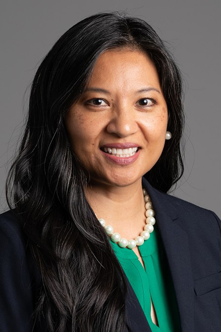 Photo of Dr. Vannee Cao-Nguyen