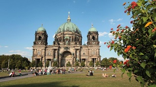 Berlin Cathedral in Berlin