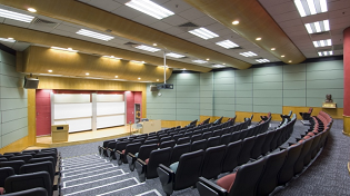 Lecture Hall at Lingnan University