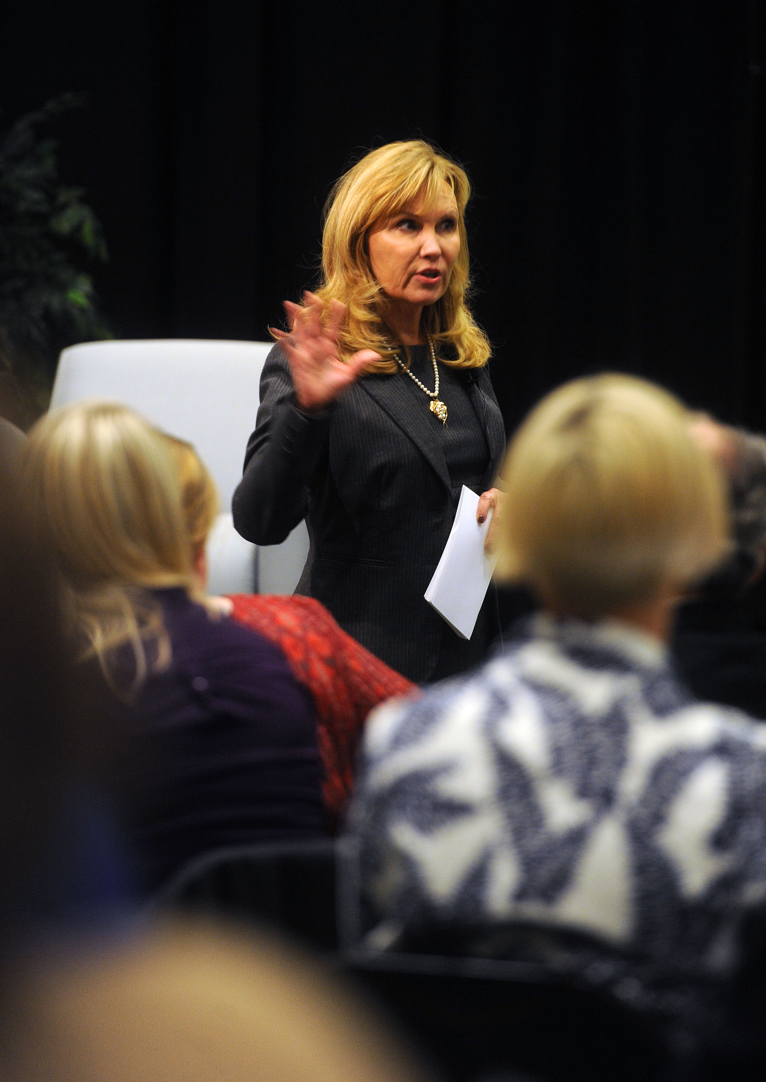 image of Pam Bilbrey at 2014 Women in Leadership Conference