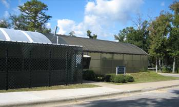 Marine Research Facility Exterior