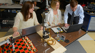 Robotics Team - chess