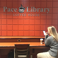 Pace Library Coffee House