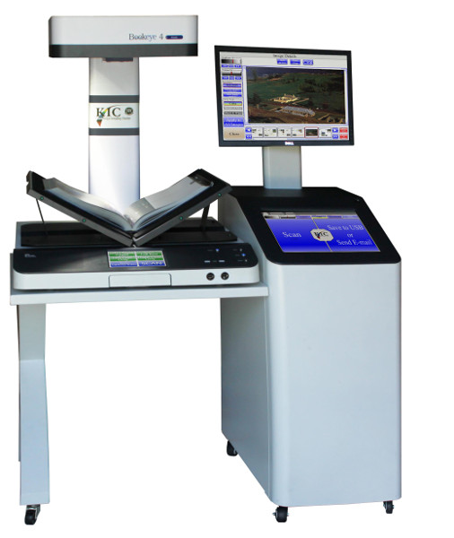 KIC Book Scanner