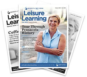Stack of Leisure Learning Catalogs