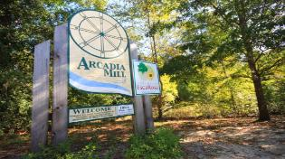 Arcadia Mill Archaeological Site welcomes visitors to West Florida's largest water-powered industrial complex.